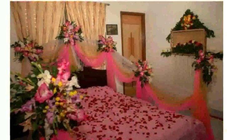 Bedroom Decoration Wedding Night Youtube