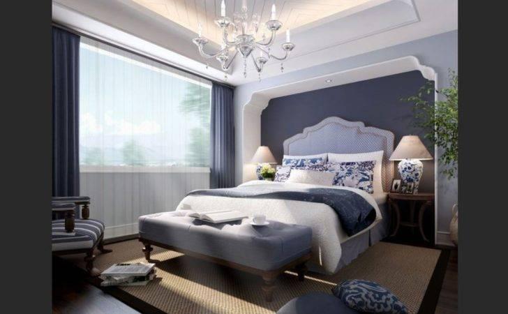 Bedroom Design Light Blue Home Decoration Live