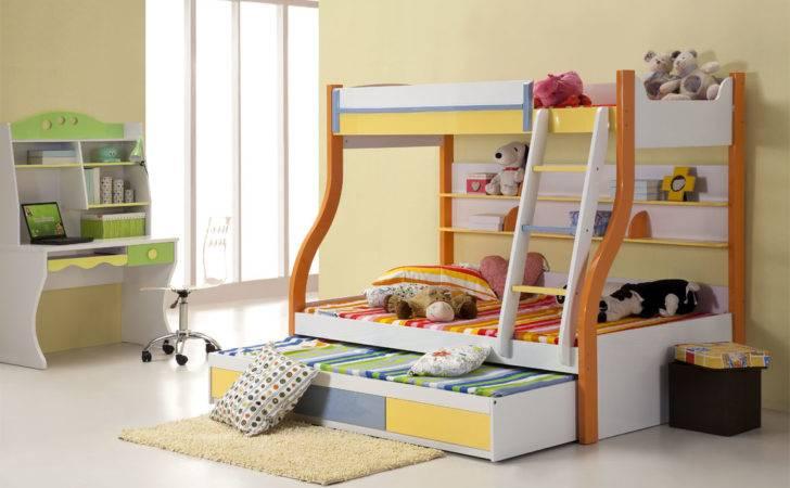 Bedroom Designs Children Bunk Beds Safety Rules