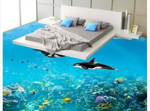 Bedroom Floors Fantasy Flooring Ideas