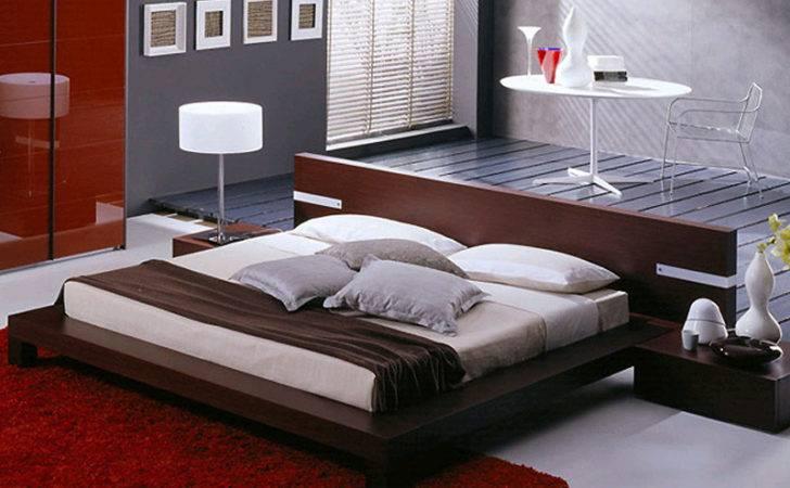 Bedroom Furniture Modern Black