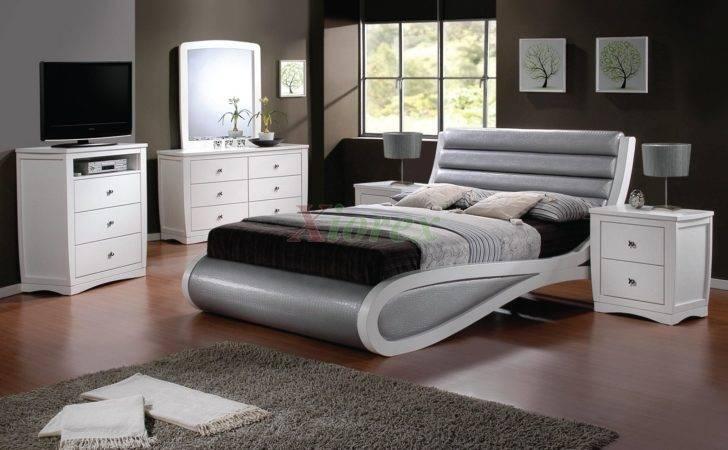 Bedroom Furniture Set Xiorex Modern Platform
