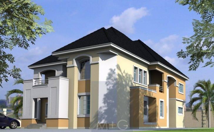 Bedroom House Plans Nigeria Best Design Ideas