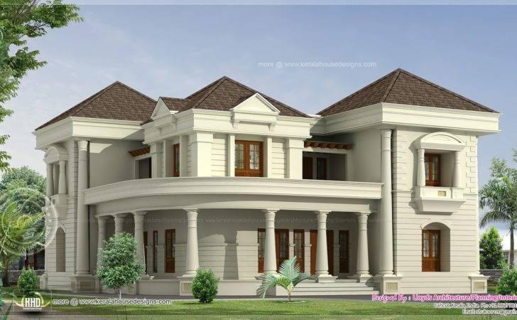 Bedroom Luxurious Bungalow Floor Plan Home