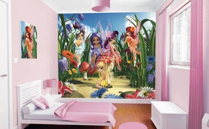 Bedroom Murals Children Wall Kids