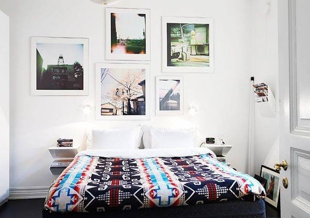 Bedroom Pinterest Tribal Prints White Bedrooms