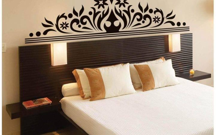 Bedroom Wall Art Decal Sticker Headboard Decoration