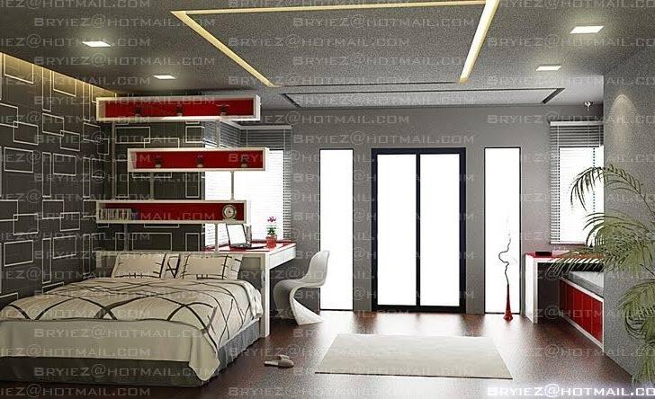 Bedroom Wall Drop Design Home Pleasant