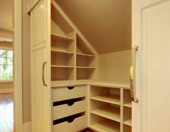 Bedrooms Closets Ideas Attic Design Bonus