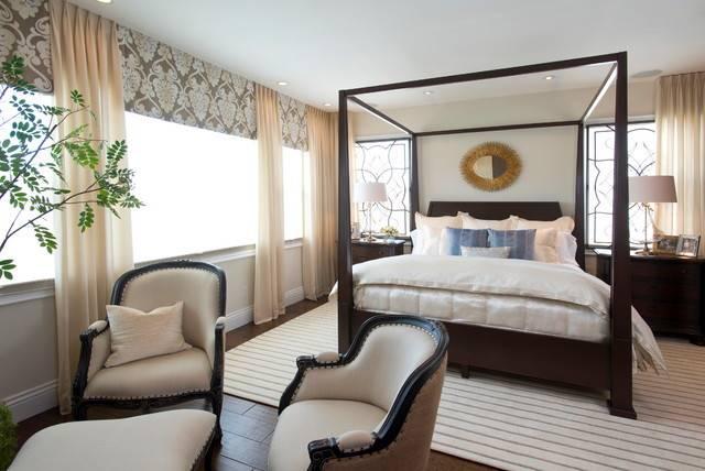 Bedrooms Contemporary Bedroom San Diego Robeson Design