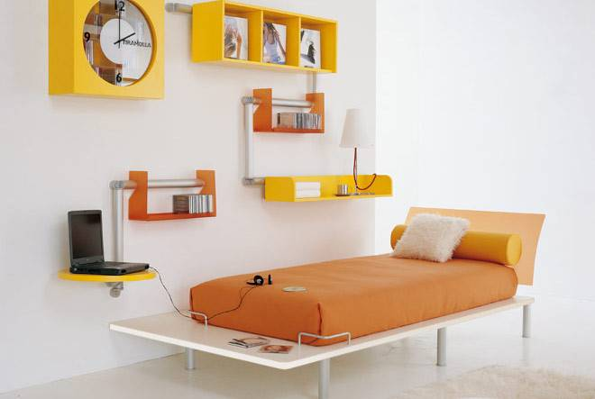 Bedrooms Teenage Loft Italy Rooms
