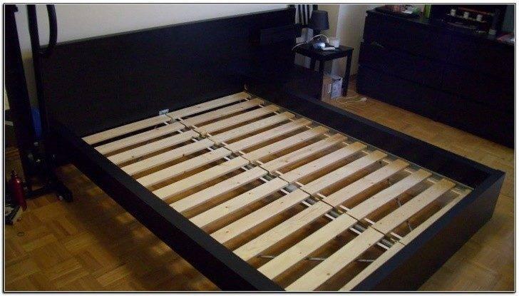 Beds Belfast Ikea Black Brimnes Brusali