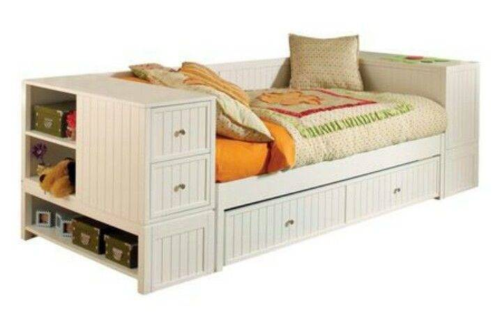 Beds Pinterest Trundle Daybed Daybeds