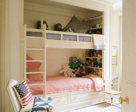 Beds Small Rooms Home Renovating Ideas Bunk