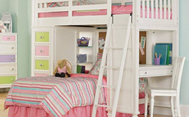Beds Teenage Bunk Bed Rooms Girly Shop Childrens