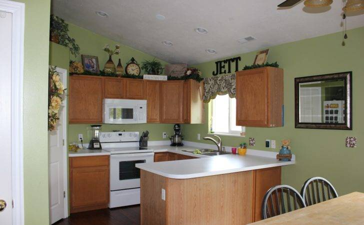 Before After Restraining Kitchen Cabinets