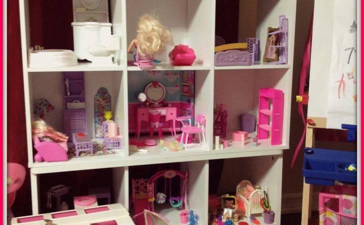 Beginnings Diy Barbie House Ashley Nicole Designs
