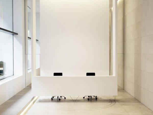 Belgian Architect Jacques Van Haren Like Large Empty Wall More