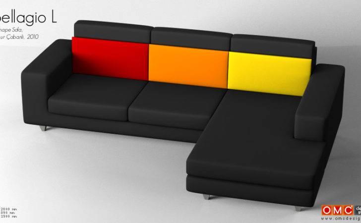 Bellagio Shape Sofa Designed