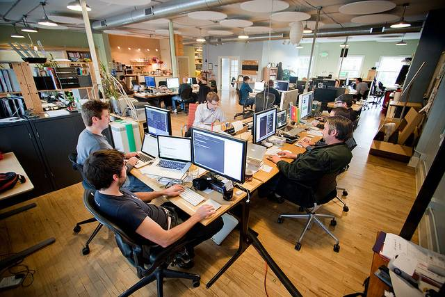 Benefits Open Office Environment