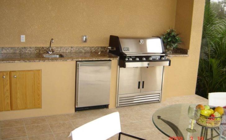 Benge Drywall Stucco Summer Kitchens Indoor