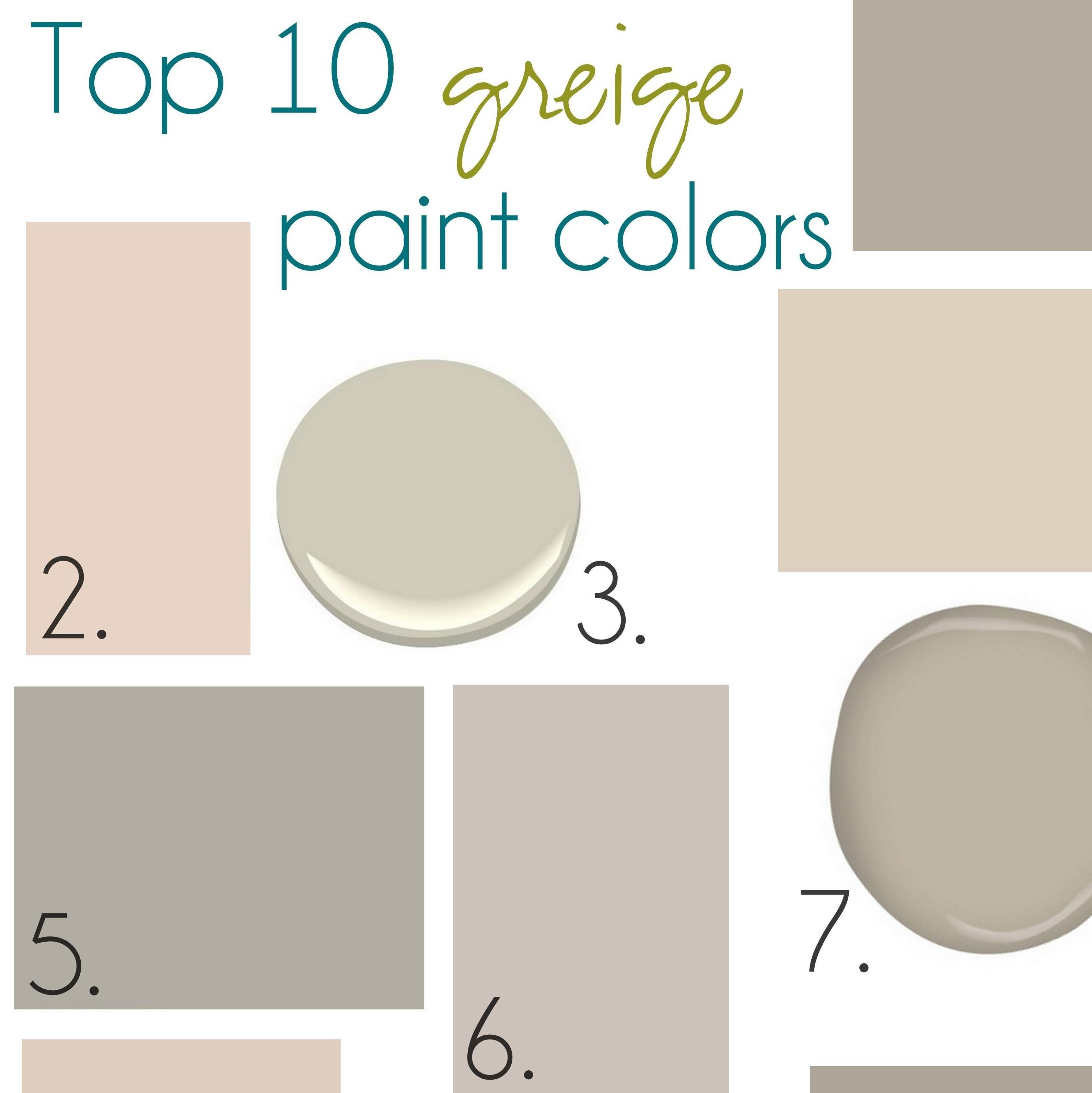 Benjamin Moore Greige Pinterest Top Paint Colors