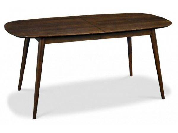 Bentley Designs Oslo Walnut Seater Extension Dining Table