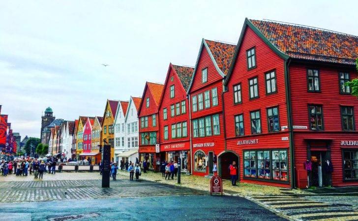 Bergen Norway Unesco World Heritage City Surprisingly Shirlene