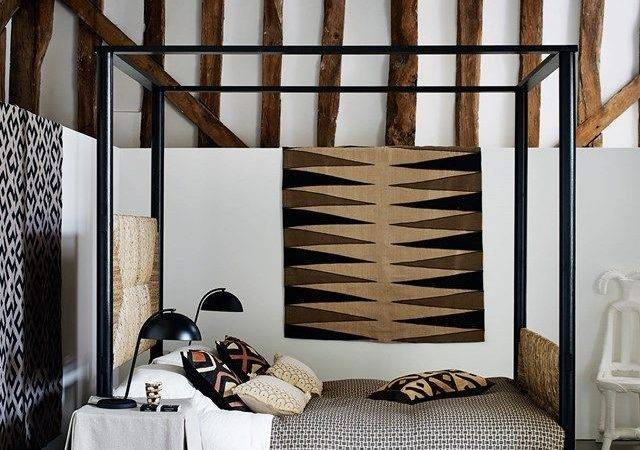 Besides African Design Vector Interior Art