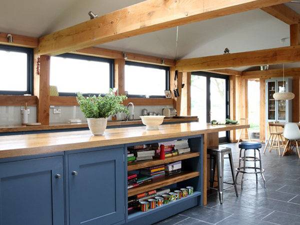 Bespoke Shaker Style Cabinetry