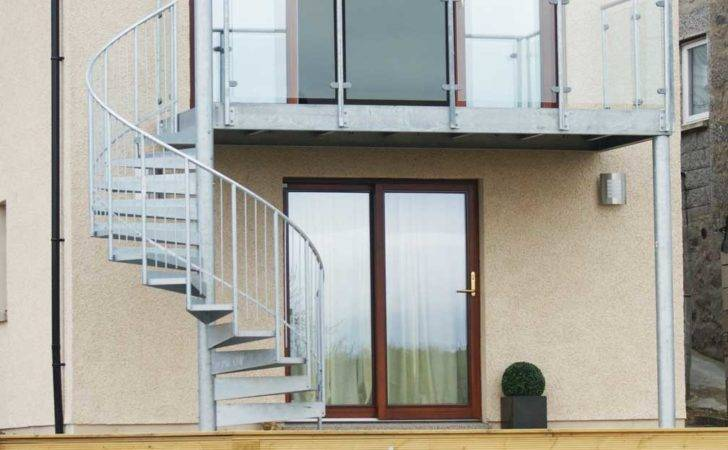Bespoke Spiral Staircase Aberdeen External Quote Request