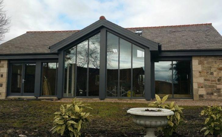 Bespoke Steel Framed Houses