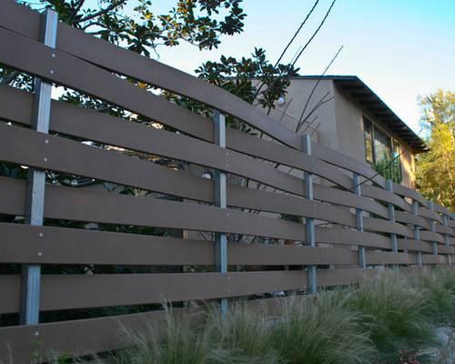 Best Basket Weave Fence Design Ideas Remodel Houzz