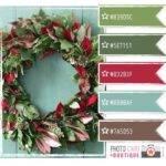 Best Christmas Color Scheme Ideas Pinterest