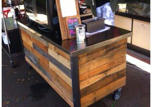 Best Coffee Carts Ideas Pinterest Bar