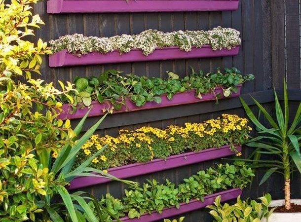 Best Diy Vertical Gardens Small Spaces