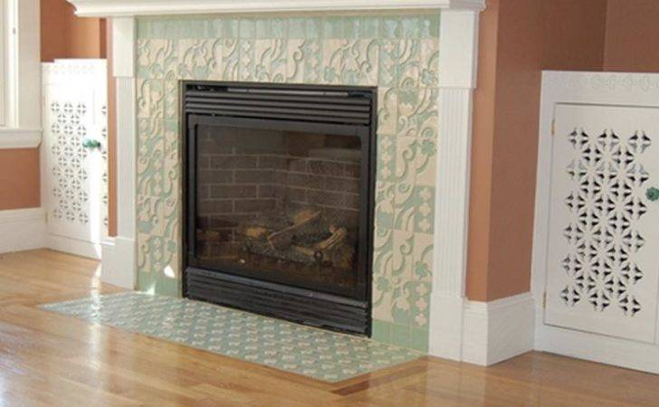 Best Fireplace Tile Ideas Home Interior Design
