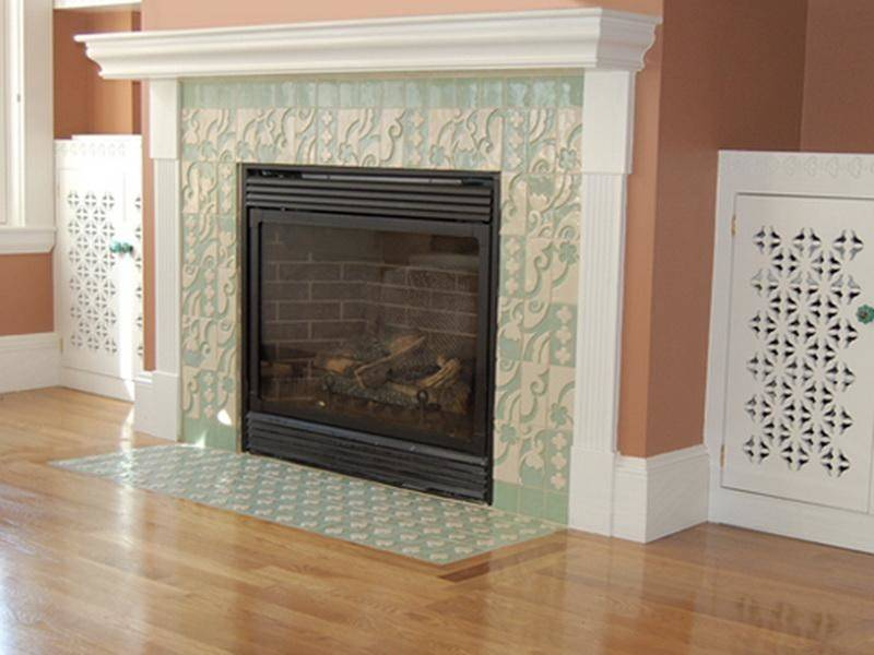 Best Fireplace Tile Ideas Home Interior Design
