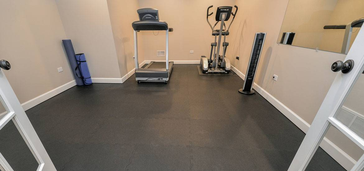 Best Home Gym Flooring Workout Room Options