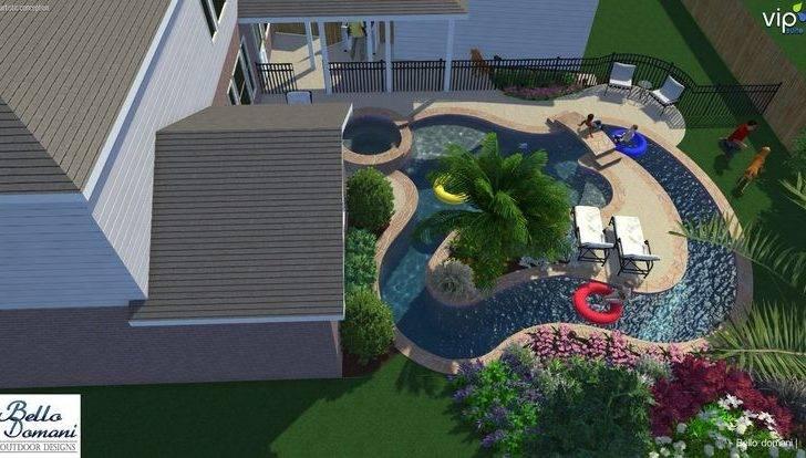 Best Ideas Backyard Lazy River Pinterest