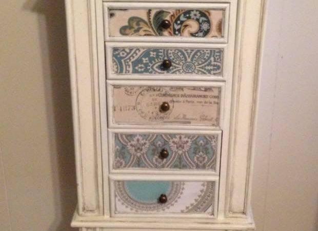 Best Ideas Jewelry Box Makeover Pinterest