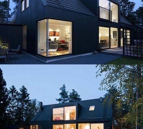 Best Ideas Scandinavian House Pinterest