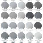 Best Ideas Shades Grey Pinterest Gray Paint Colors