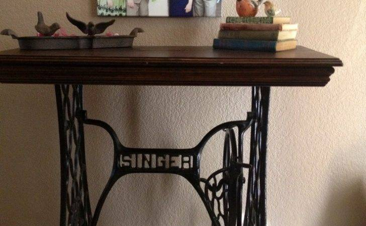 Best Ideas Singer Sewing Tables Pinterest Table