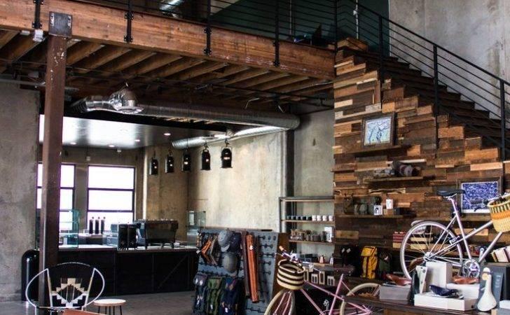 Best Industrial Coffee Shop Ideas Pinterest