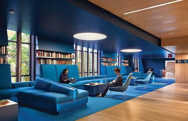 Best Interior Design Public Academic Library Winners