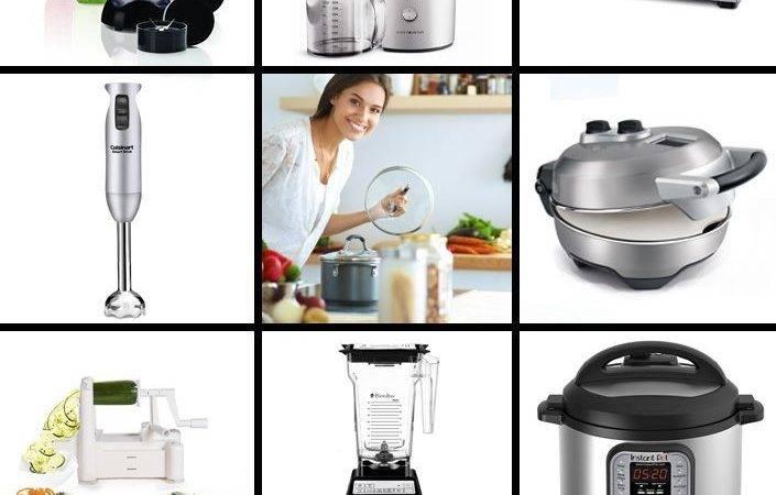 Best Kitchen Appliances Healthy Cooking