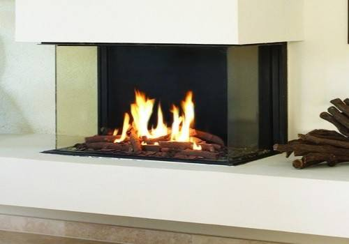 Best Modern Gas Fireplaces Contemporary Style Burning