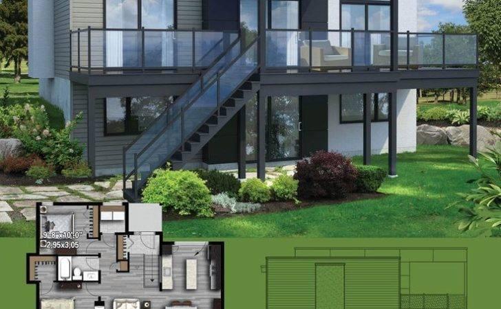 Best Modern House Plans Pinterest