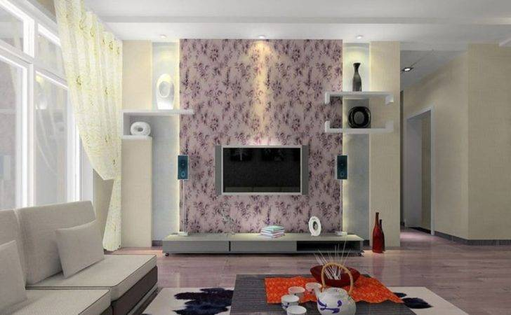 Best Modern Living Room Wallhamdu